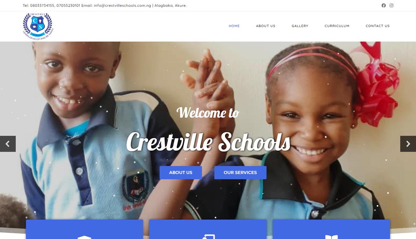 Crestville Schools
